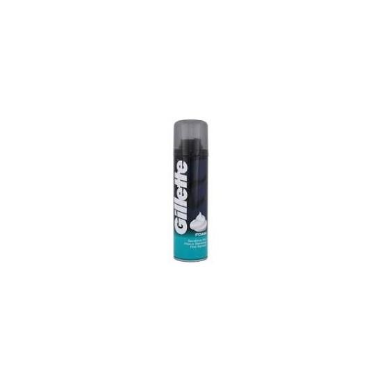 Gillette pena na holenie 200ml Sensitive