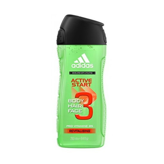 Adidas sprchový gél 250 ml Active Start
