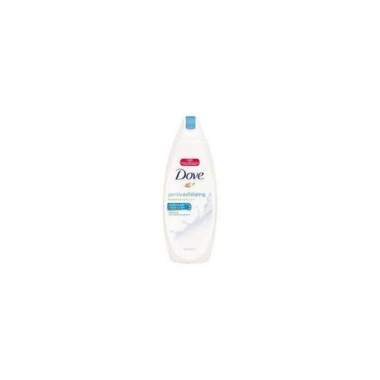 Dove sprchový gél 250 ml Gentle Exfoliating