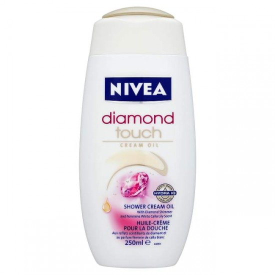 Nivea sprchový gél 250 ml Diamont Touch