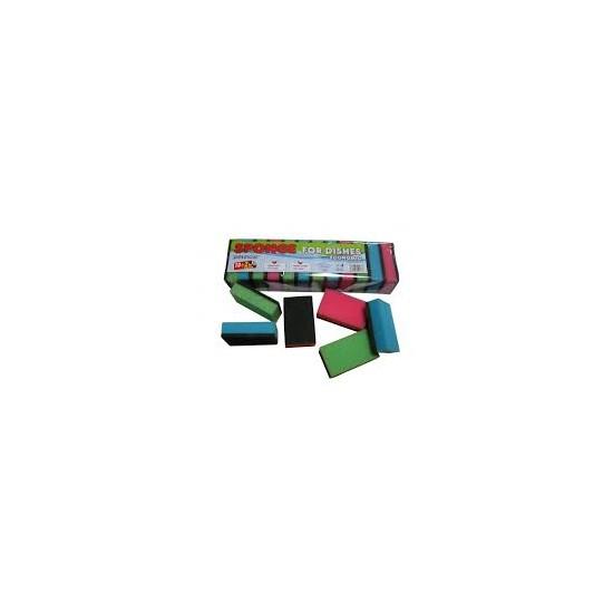 DRT0480 Špongia 10+2 ks Ekonomik JANEGAL