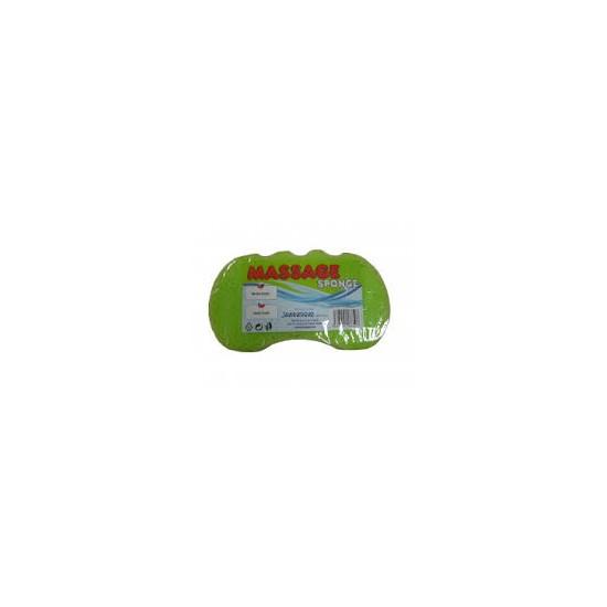 DRT0082 Špongia masážna ľadvinka 15,5x9x5 cm balenie JANEGAL