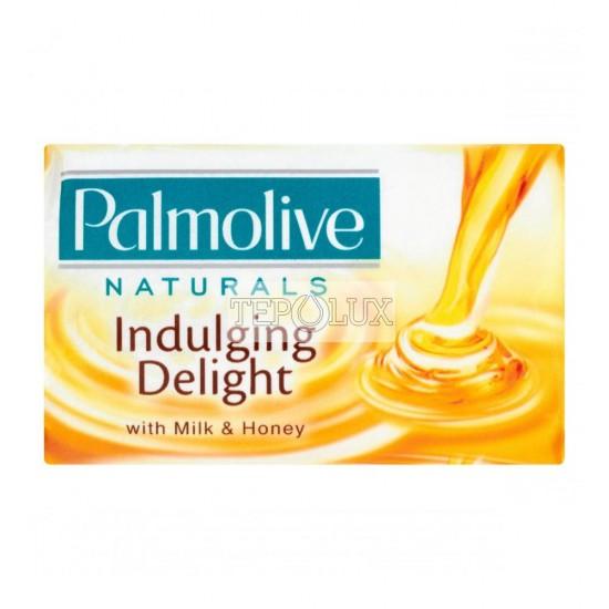 Palmolive mydlo 90g milk & honey