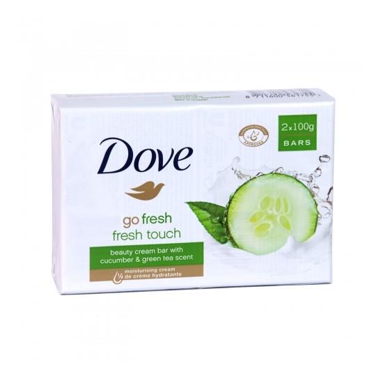 Dove mydlo 100g Go fresh/fresh touch cucumber
