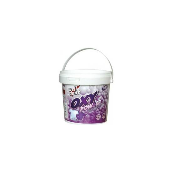 Welldone Oxy prášok pred praním 750 ml