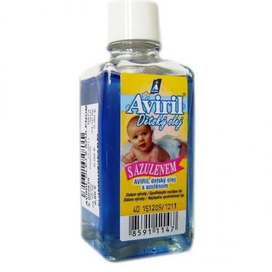 AVIRIL detský olej s azulénom 50ml