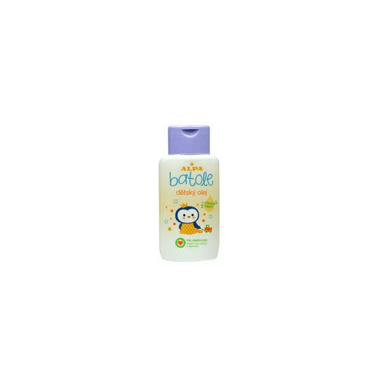 BATOLE detský 200ml olej olivový