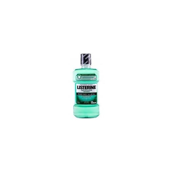 Listerine 500ml Teeth & Gum