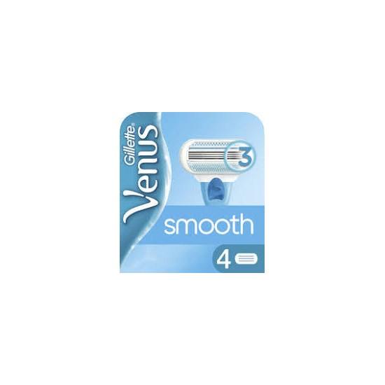 Gillette náhrady VENUS 4ks smooth