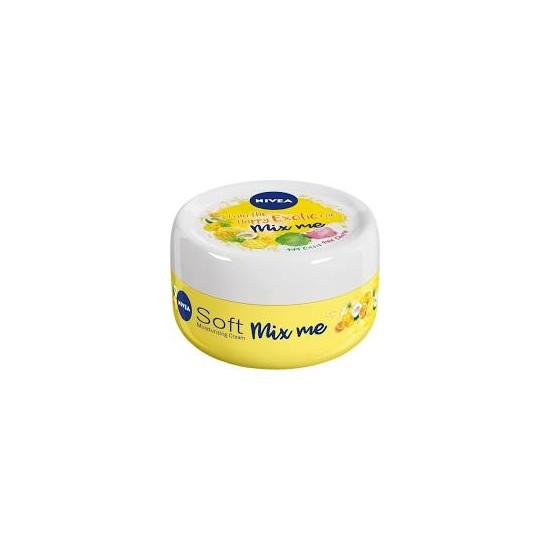 Nivea krém soft 200ml mix me happy exotic