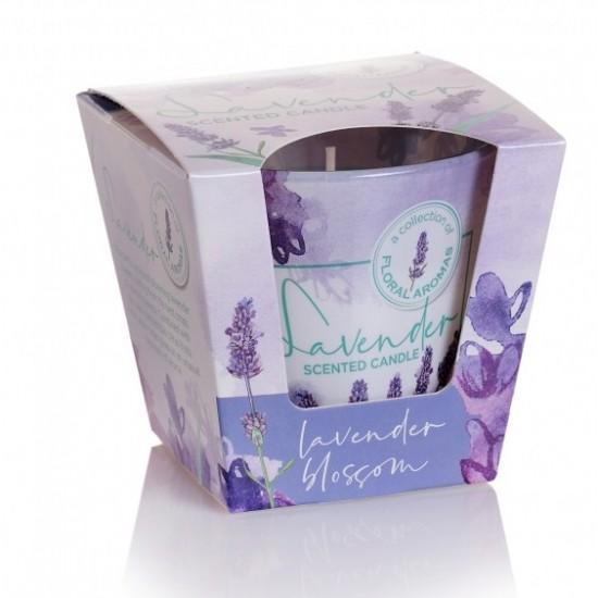 Bartek vonná sviečka 115g Lavender blossom