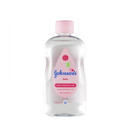 Johnsons Baby oil 300ml classic