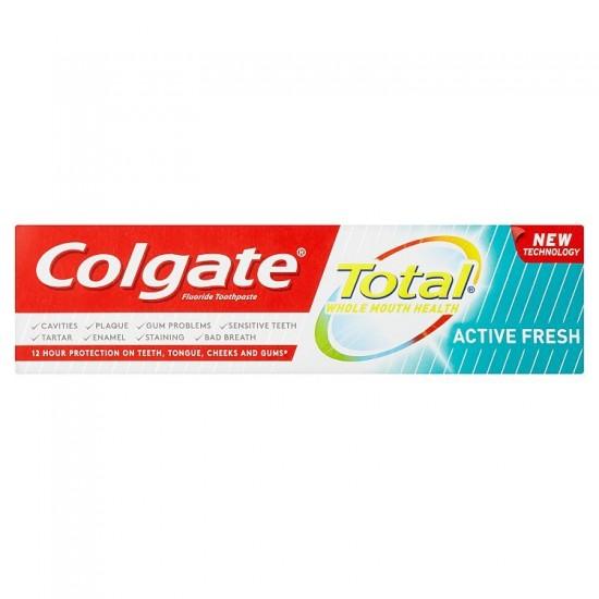 Colgate zubná pasta 75ml Total Active