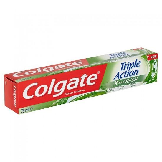 Colgate zubná pasta 75ml Triple action xtra fresh