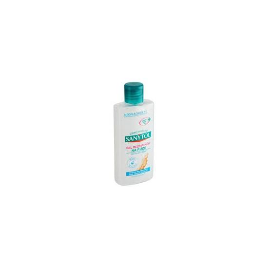 Sanytol dezinfekčný gél  na ruky SENSITIVE 75ml