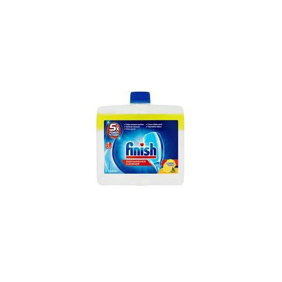 Finish 250ml čistič umývačky riadu Lemon