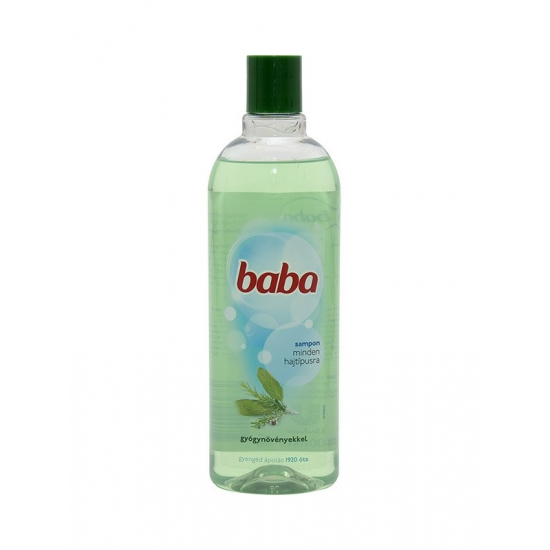 Baba šampón pre všetky typy vlasov 400ml