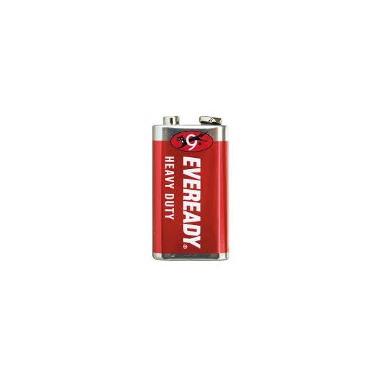 E300693600 Energizer Eveready Red (shrink) 9V batéria 6F22