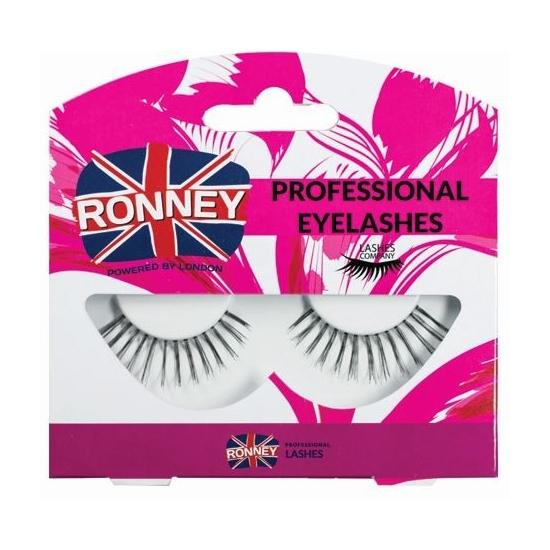 Ronney Professional  Eyelashes RL 00002 umelé mihalnice 33mm