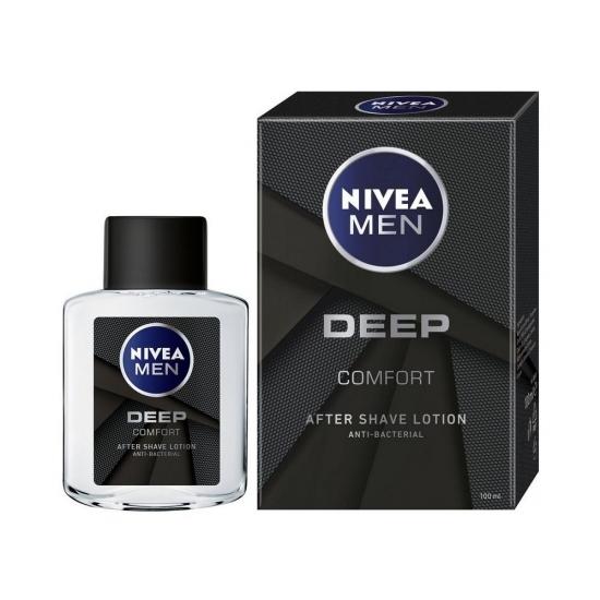 Nivea voda po holení 100ml Deep comfort