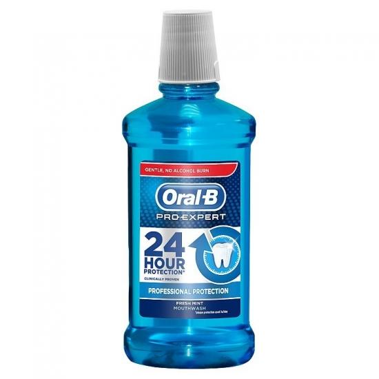 Oral B ústna voda 500ml Pro-Expert Professional