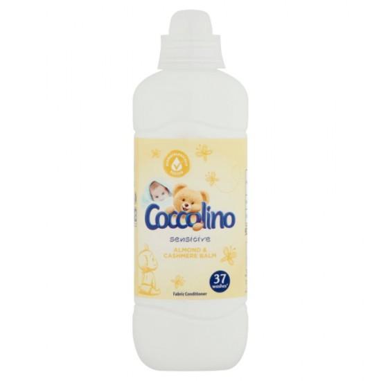Coccolino 925ml aviváž Sensitive Almond & Cashmere balm